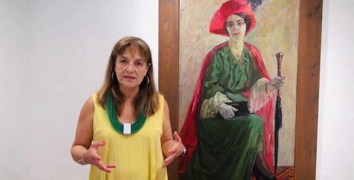 Εκπαιδευτικό πρόγραμμα και ξενάγηση στην λήξη της έκθεσης «Μαρία Ιγγλέση»