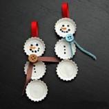 Ιδέες για να φτιάξετε μόνοι σας χριστουγεννιάτικη διακόσμηση!