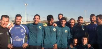 Ευχές από τον προπονητή και τους ποδοσφαιριστές της Άνω Μεράς για Καλά Χριστούγεννα