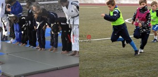 Με Brazilian Ziu Zitsu και ποδόσφαιρο συνεχίστηκε η Εβδομάδα Αθλητισμού του Δήμου Μυκόνου
