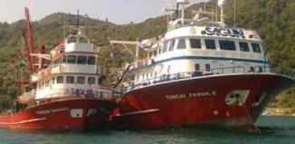 Λόγω καιρού στα ελληνικά νερά τα τουρκικά αλιευτικά –Καμία αλίευση σύμφωνα με το Λιμενικό