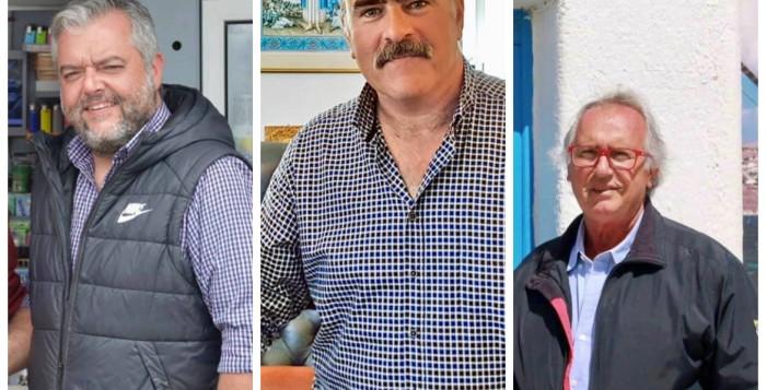 Τρεις νέοι υποψηφίοι στο πλευρό του Δημάρχου