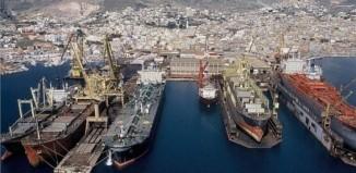 Εθνική υπόθεση η αναγέννηση των ναυπηγείων τόνισε ο επικεφαλής του ομίλου ONEX