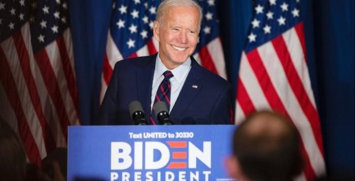 Ο Τζο Μπάιντεν εξελέγη 46ος Πρόεδρος των Ηνωμένων Πολιτειών
