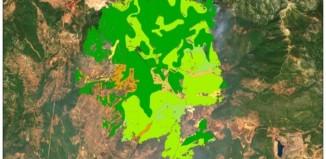 Τι κάηκε στην Εύβοια- Αποκλειστικός χάρτης με τις χρήσεις γης