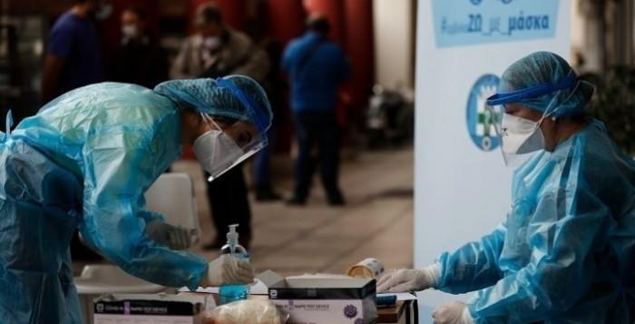 Διαρκή rapid test από κλιμάκια του ΕΟΔΥ στη χώρα