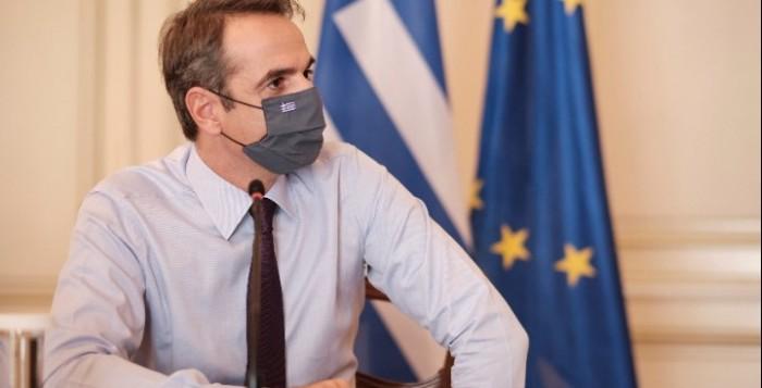 Κυρ. Μητσοτάκης: Αύριο θα ανακοινώσω νέο σχέδιο δράσης για την ανάσχεση της πανδημίας
