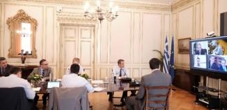 Σύσκεψη υπό τον πρωθυπουργό για το άνοιγμα στον τουρισμό
