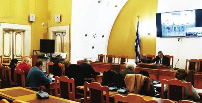 Πρόσκληση σε συνεδρίαση της Οικονομικής Επιτροπής της Περιφέρειας Νοτίου Αιγαίου
