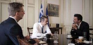 Συνάντηση WWF Ελλάς με τον Πρωθυπουργό για το περιβάλλον