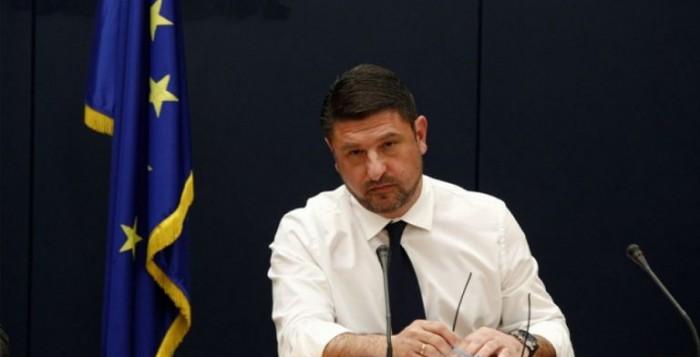 Κορωνοϊός: Νέα μέτρα ανακοίνωσε ο Χαρδαλιάς – Πού είναι υποχρεωτική η χρήση μάσκας από αύριο