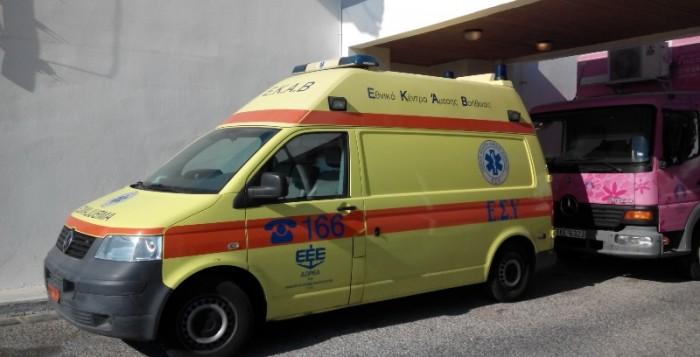 Προμήθεια ασθενοφόρου για τις ανάγκες του ΕΚΑΒ στη Μύκονο