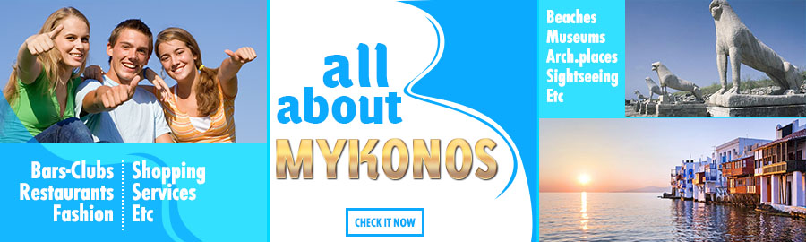 all about mykonos