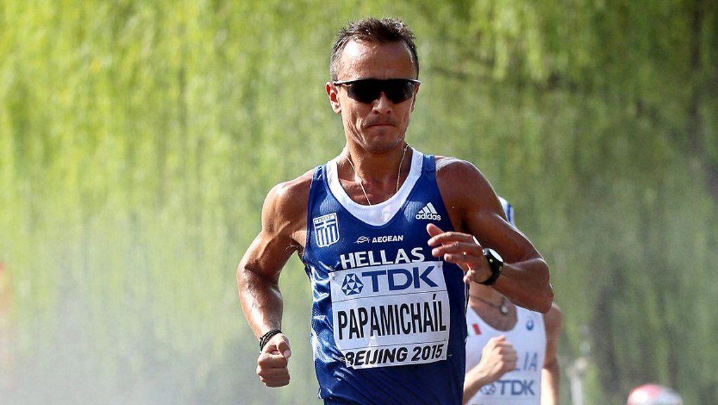 Στους κορυφαίους αθλητές του κόσμου ο Αλέξανδρος Παπαμιχαήλ