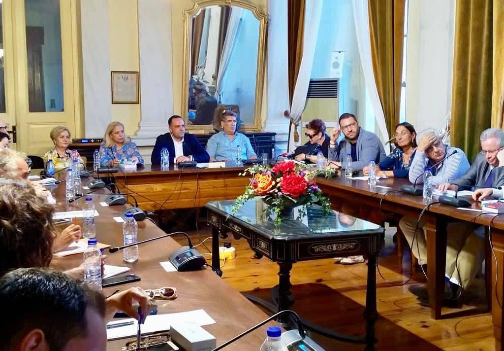 Στην ημερίδα του Δικηγορικού Συλλόγου ο Δήμαρχος Κωνσταντίνος Κουκάς