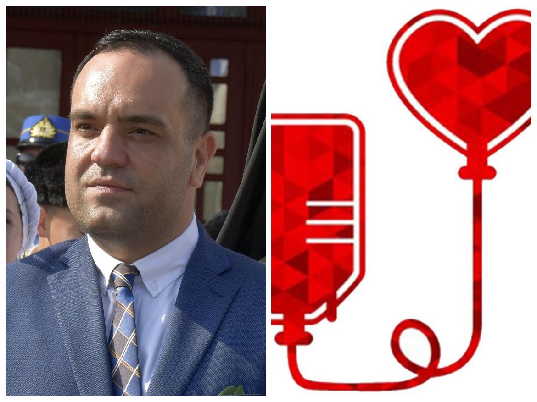 Πρόσκληση του Δήμαρχου Μυκόνου για συμμετοχή σε εθελοντική αιμοδοσία