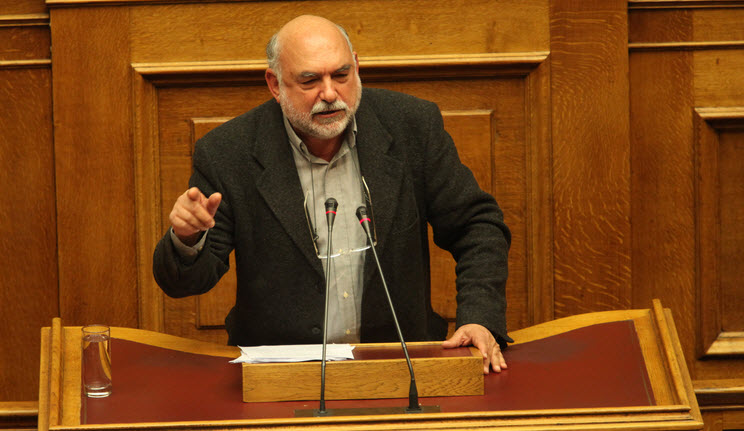 (vid) Νίκος Συρμαλένιος: Πολύ κακή αρχή από τη Νέα Δημοκρατία όσον αφορά τη νησιωτική πολιτική.