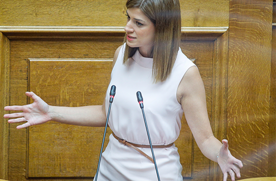 Κατερίνα Νοτοπούλου: «Στο σφυρί» ο ελληνικός τουρισμός- Δεκάδες ξενοδοχεία οδηγούνται σε πλειστηριασμό
