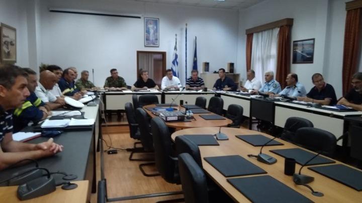 (βίντεο) Μ. Χρυσοχοΐδης: Είμαστε εδώ για να κλείσουμε πολύ γρήγορα τις πληγές