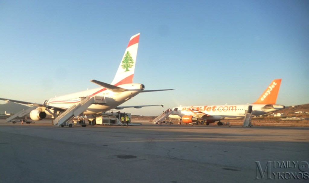 Νομική διαμάχη Fraport και ΥΠΑ με αφορμή τον διάδρομο προσγείωσης της Μυκόνου