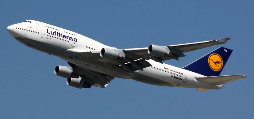Ματαιώθηκαν πτήσεις της Lufthansa λόγω απεργίας