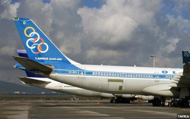 ΤΑΙΠΕΔ: Στο «σφυρί» δύο Airbus της Ολυμπιακής