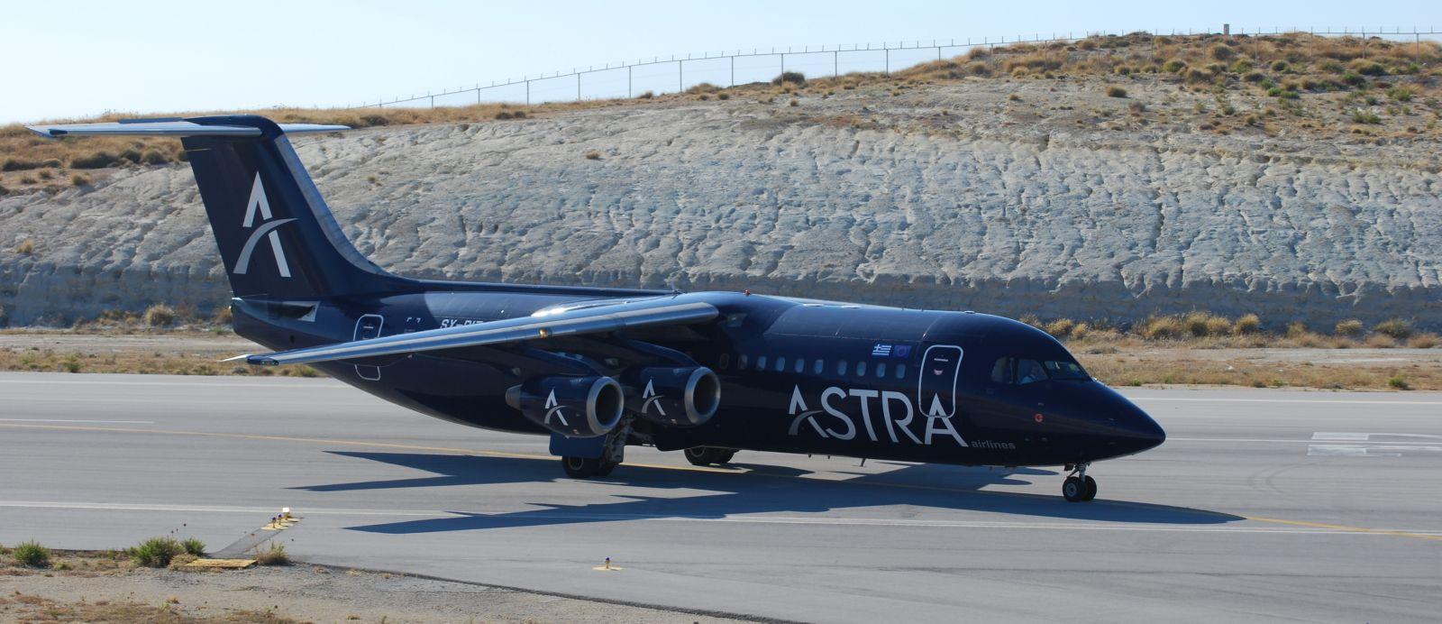 Αεροπορική σύνδεση με Θεσσαλονίκη και το χειμώνα αποκτά η Σύρος