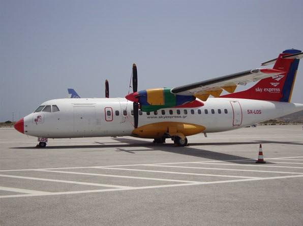 Και η Sky Express πετάει για Μύκονο