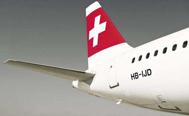 Απευθείας πτήσεις της Swiss από Γενεύη και Ζυρίχη για Μύκονο και Σαντορίνη το 2015