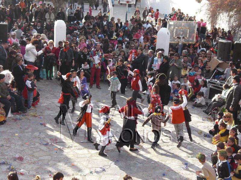 Μέχρι τις 15:00 οι δηλώσεις συμμετοχής στο καρναβάλι