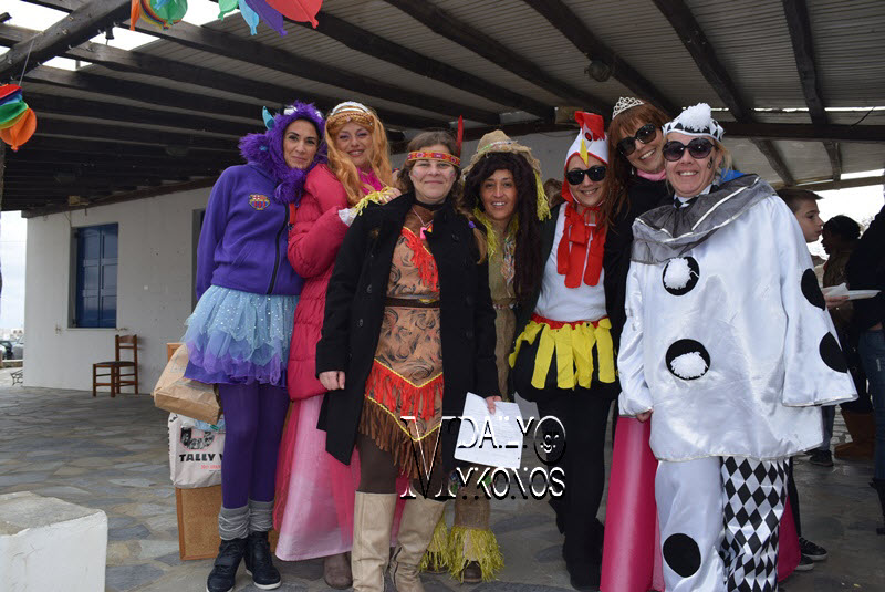 Με επιτυχία ολοκληρώθηκε το Παιδικό Καρναβάλι στην Άνω Μερά