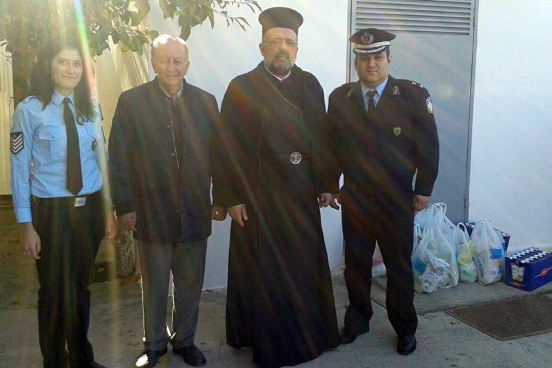 Κοινωνικές δράσεις της Γενικής Περιφερειακής Αστυνομικής Διεύθυνσης Νοτίου Αιγαίου