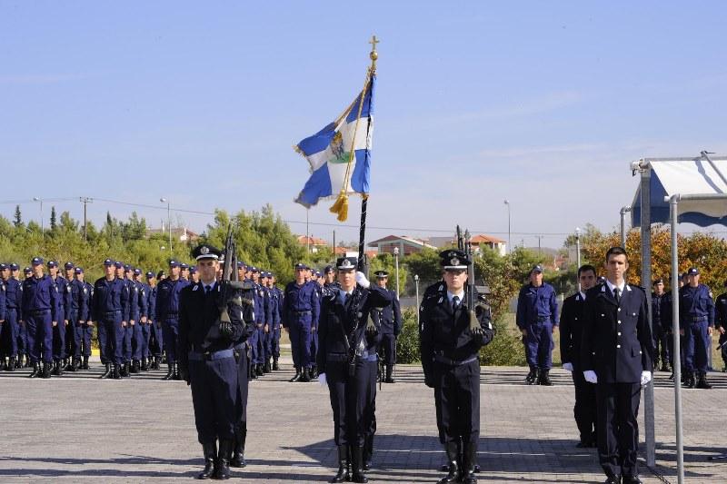 Πτυχία απένειμε στους αποφοιτήσαντες Δοκίμους Υπαστυνόμους ο Αρχηγός της Ελληνικής Αστυνομίας