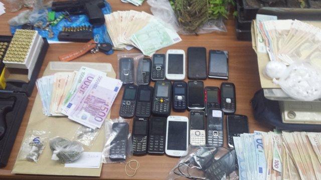 Εξαρθρώθηκε Ελληνο-Αλβανικό κύκλωμα ναρκωτικών