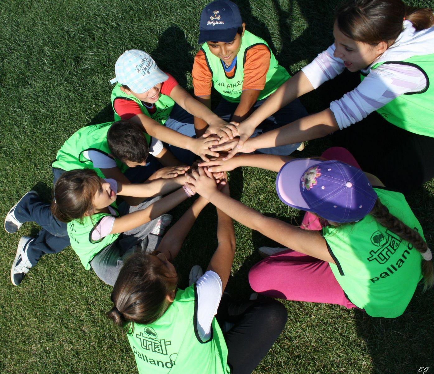 Τα kids' athletics  στην Σέριφο