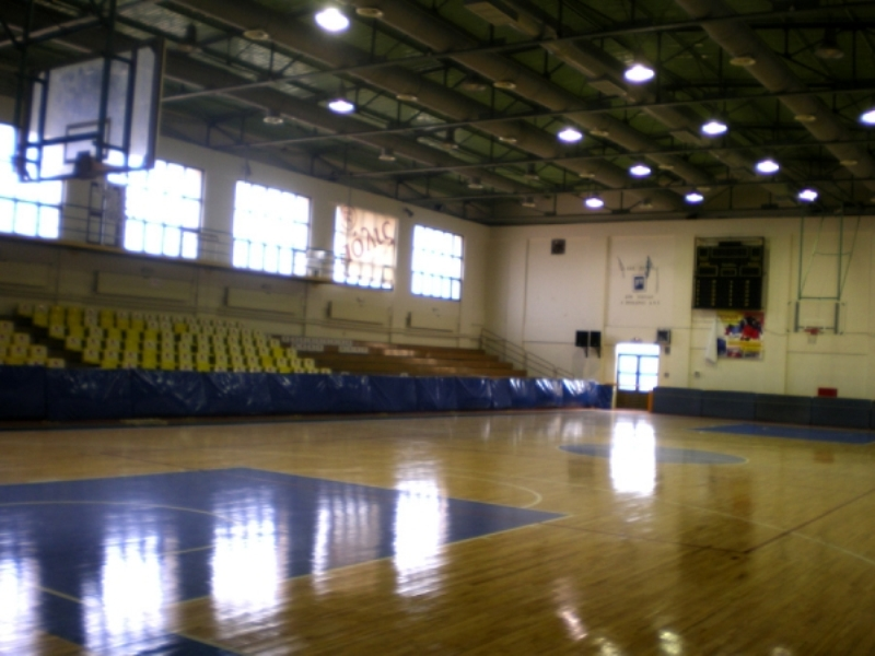 Προγραμματική Σύμβαση μεταξύ ΠΝΑΙ και Δήμου Σύρου για την στατική επάρκεια Αθλητικού Κέντρου