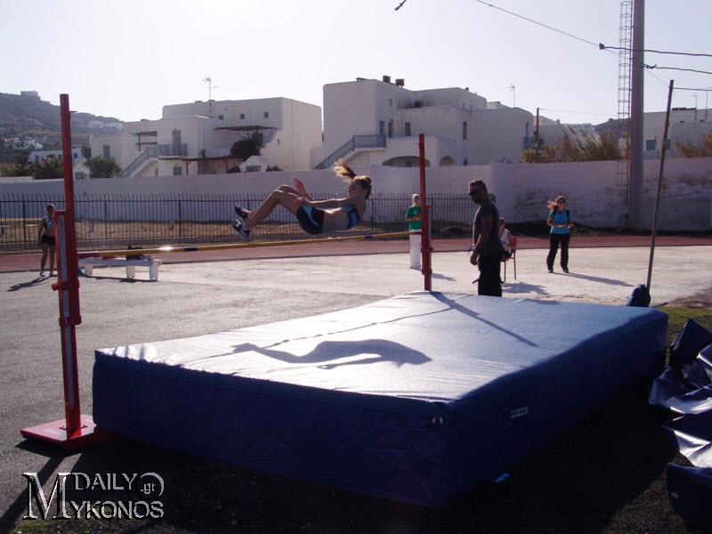 Με 18 αθλητές ο Ήφαιστος Σαντορίνης στα Δήλεια 2015