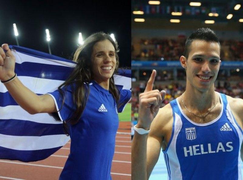 Φιλιππίδης και Στεφανίδη, κορυφαίοι αθλητές στίβου για το 2014