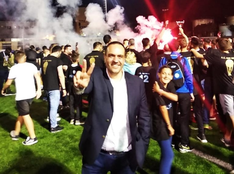 Συγχαρητήριο μήνυμα Δημάρχου Κωνσταντίνου Κουκά για την Άνω Μερά