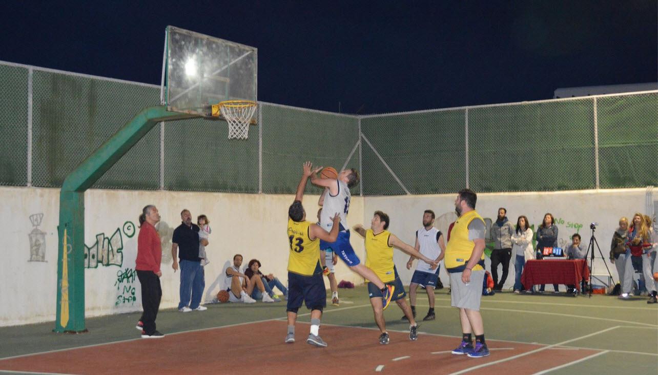 Μέχρι τις 20/9 οι δηλώσεις συμμετοχής στο τουρνουά μπάσκετ Mykoleague 3X3 2014 - 2015