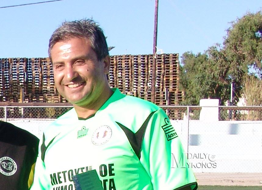 Νίκος Τζιόβας: Ήταν μια μεγάλη και δίκαιη νίκη