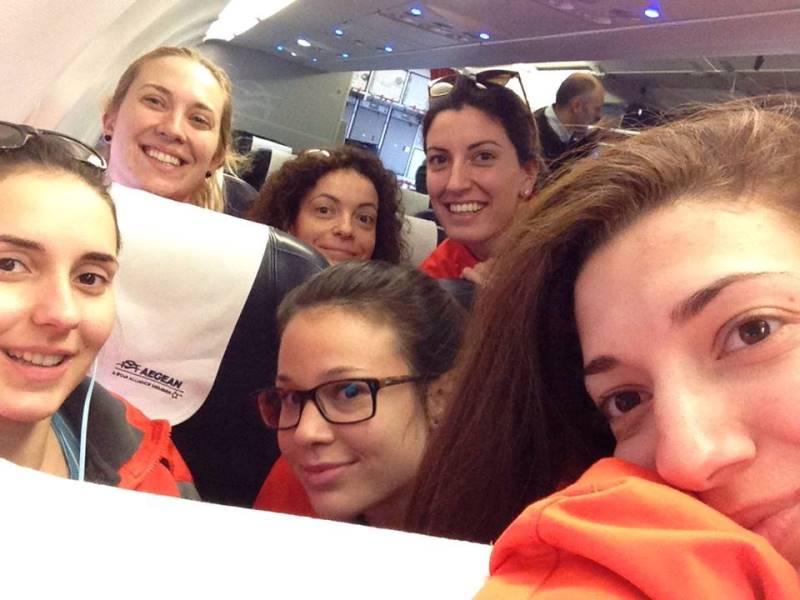 Στις 16 του Challenge Cup η γυναικεία ομάδα βόλεϊ του Πανναξιακού