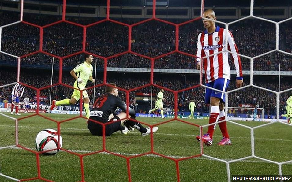 Στα ημιτελικά του Κυπέλλου η Μπαρτσελόνα, 3-2 την Ατλέτικο στη Μαδρίτη
