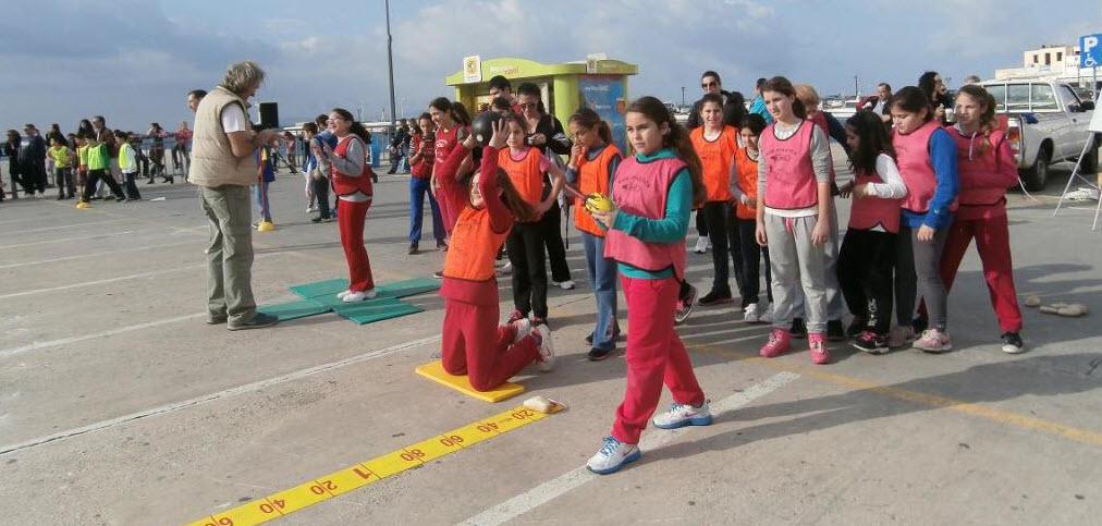 Με επιτυχία πέρασαν τα kids athletics και από την Τήνο, σειρά έχει τώρα ο
