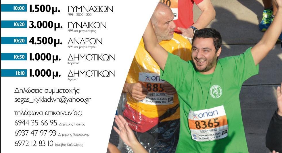 Με την συμμετοχή γνωστών πρωταθλητών ο Γύρος της Μήλου την Κυριακή