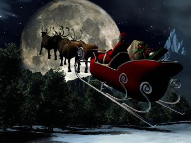 Το σπάνιο φαινόμενο της βραδιάς των Χριστουγέννων