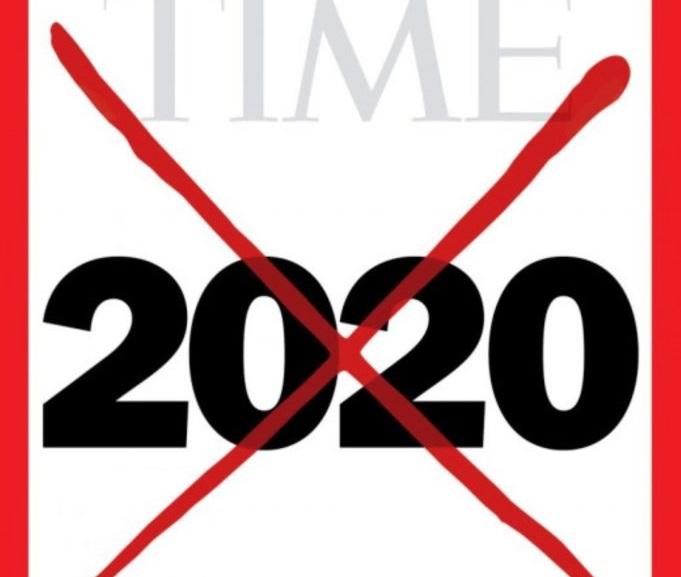 «Η χειρότερη χρονιά όλων των εποχών» το 2020 σύμφωνα με το TIME