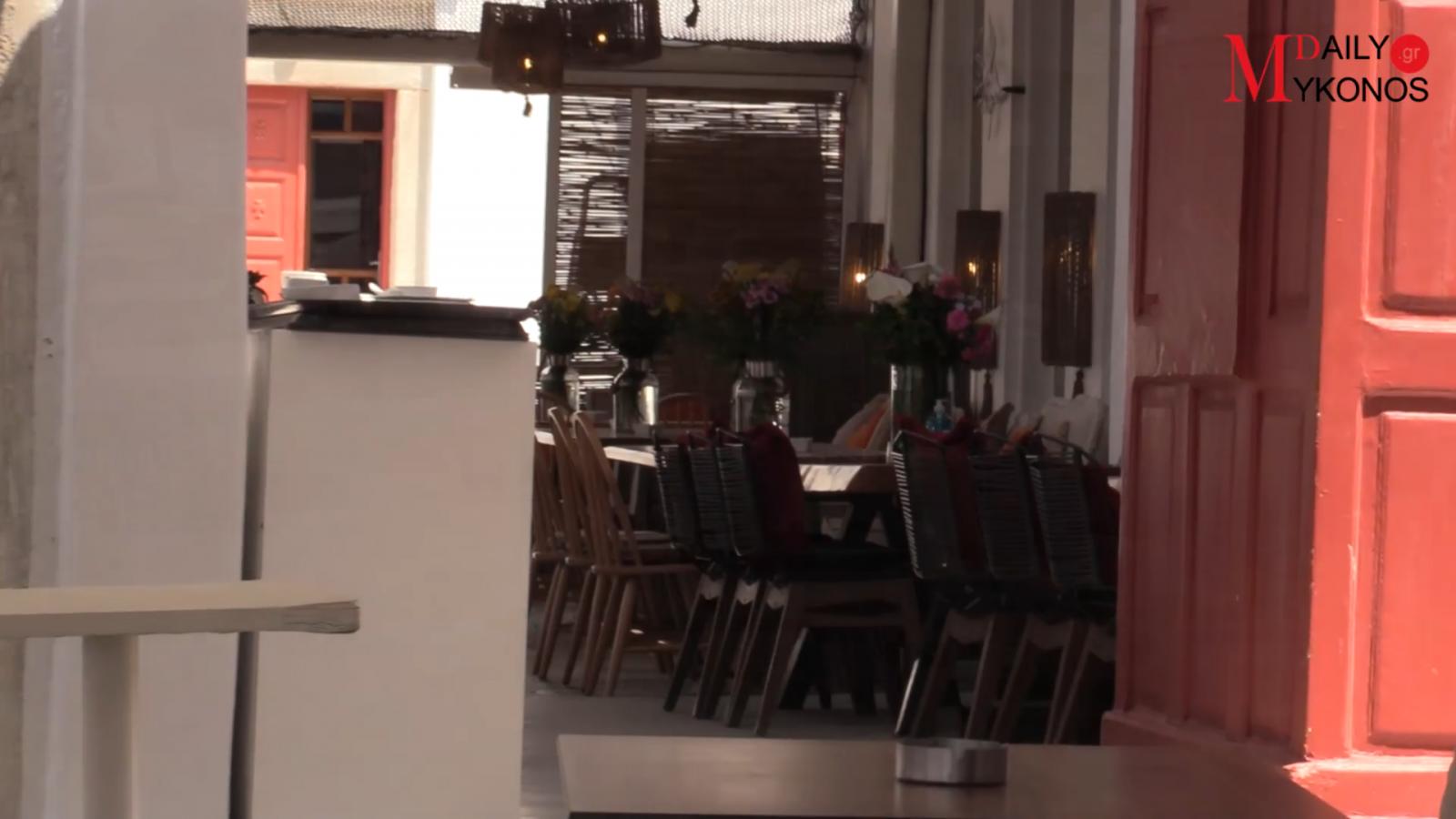 Video Report: Καφεδάκι στον γιαλό μετά από δυόμιση μήνες