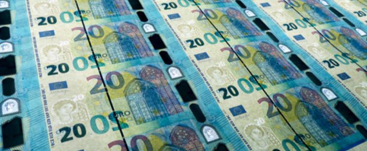 Το νέο χαρτονόμισμα των 20 ευρώ: Πως θα αναγνωρίζετε την γνησιότητά του