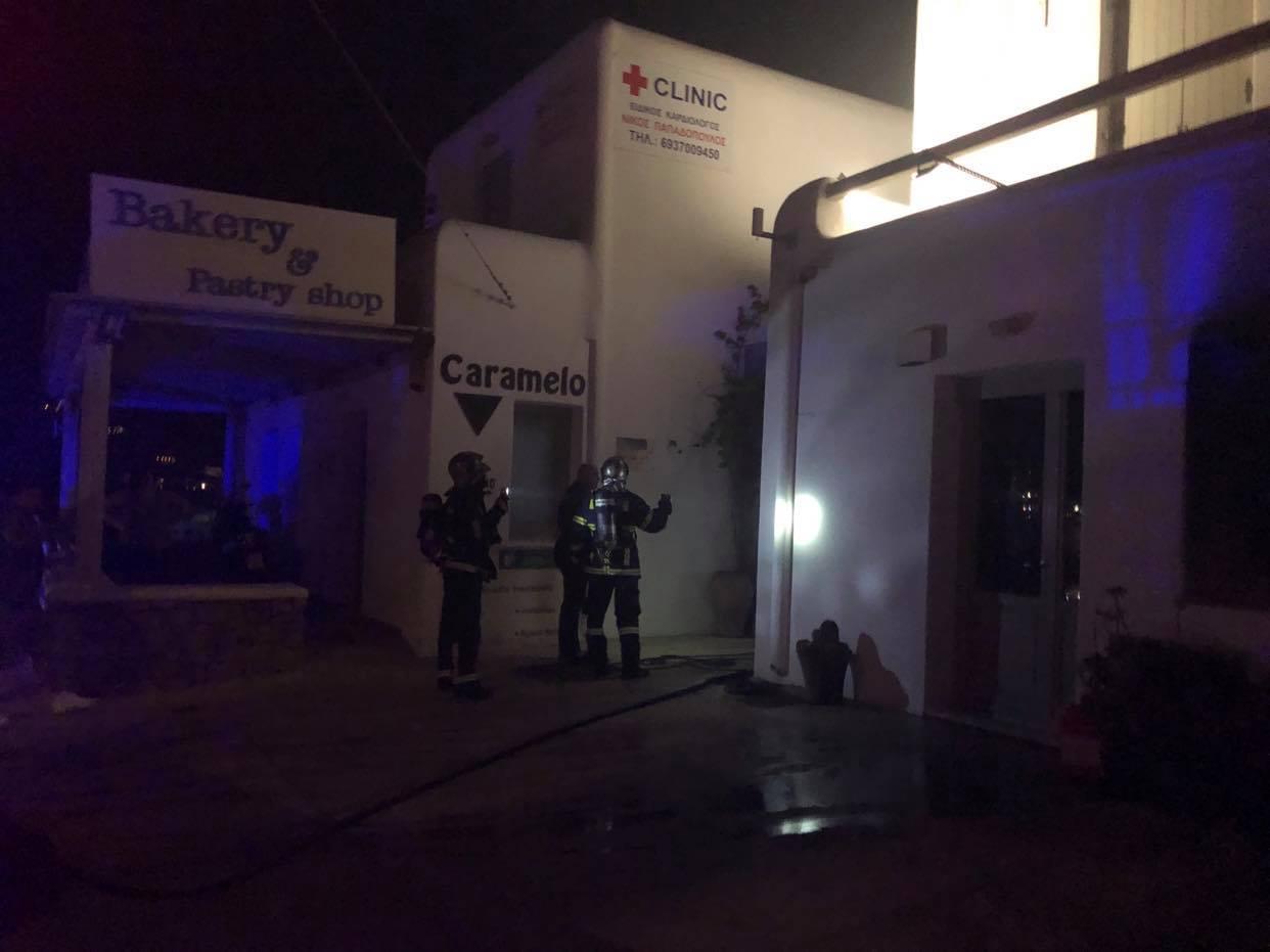 (vid & pics) Μεγάλη φωτιά τώρα στην περιοχή του Ορνού (pics & vid)
